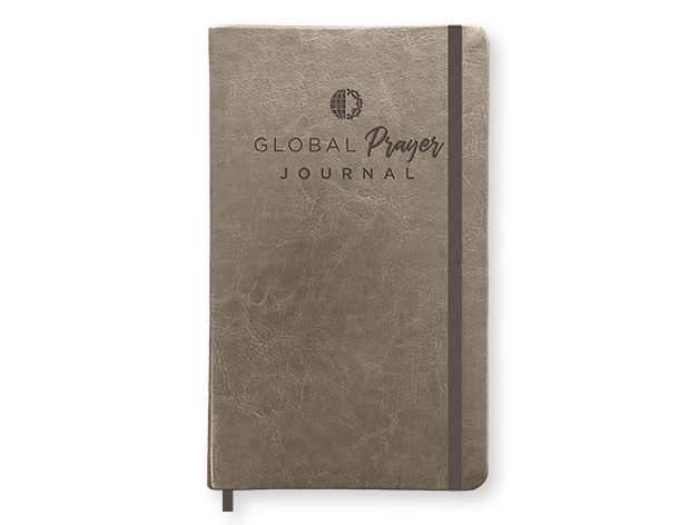 Global Prayer Journal