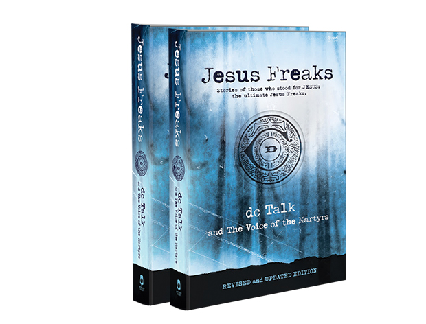 Pack of 2 Jesus Freaks: Stories of Those Who Stood for Jesus