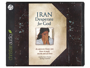 Iran: Desperate for God Audio CD