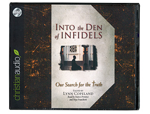 Into the Den of Infidels Audio CD