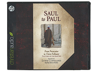 Saul to Paul Audio CD