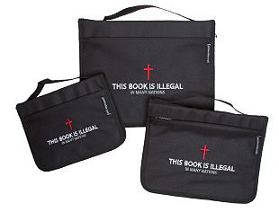 Illegal Bible Cover (L)