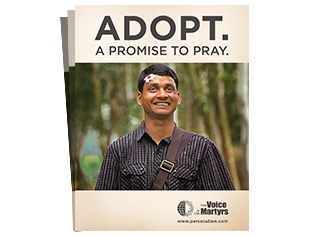 """Adopt a Front-Line Worker"" Brochures (Pack of 25)"