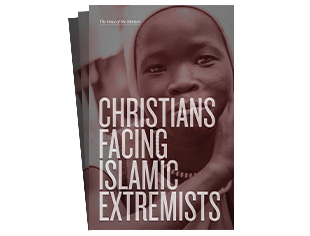 Christians Facing Islamic Extremists (Pack of 25)