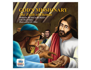 God's Missionary: The Faith of Thomas