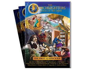 Torchlighters 12 DVD Boxed Set (Pack of 3)