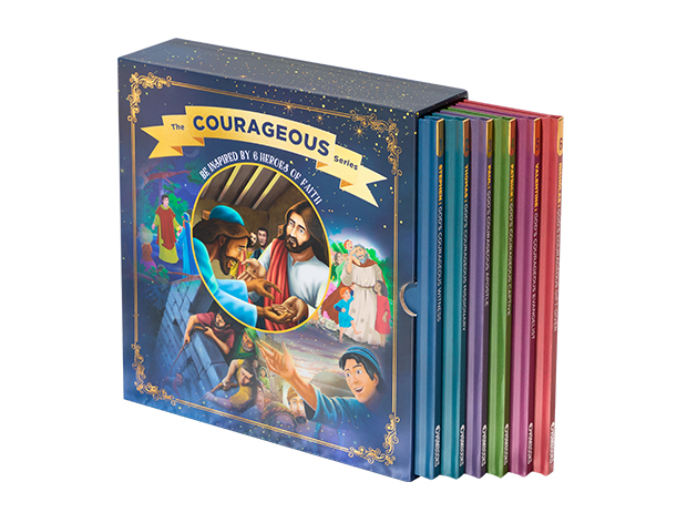 Courageous Series Set