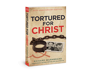 Tortured for Christ 50th Anniversary book