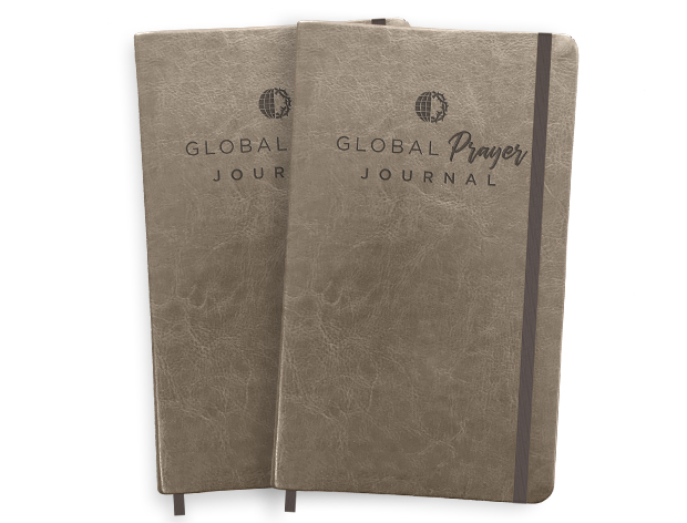 Global Prayer Journal (2-pack)