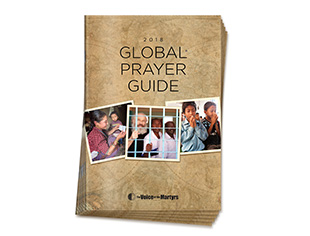 Global Prayer Guide (Pack of 10)
