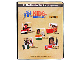 Kids of Courage VBS Curriculum
