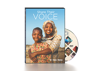 Share Their Voice DVD 2019