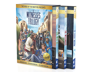 The Witnesses Trilogy DVD Box Set