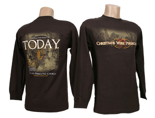 Today Long-Sleeved Shirt (XL)