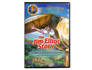 Torchlighters: Jim Elliot DVD