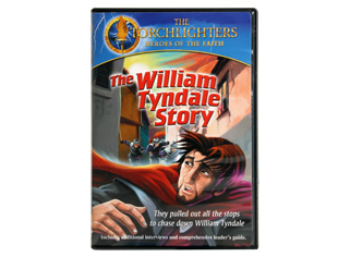 Torchlighters: William Tyndale DVD