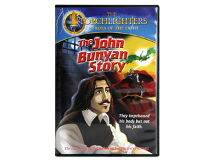 Torchlighters: John Bunyan DVD