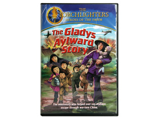 Torchlighters: Gladys Aylward DVD