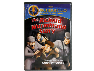 Torchlighters: Richard Wurmbrand DVD