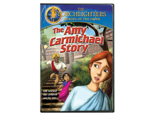 Torchlighters: Amy Carmichael DVD