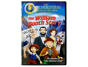 Torchlighters: William Booth DVD