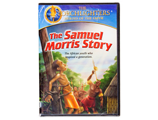 Torchlighters: Samuel Morris DVD