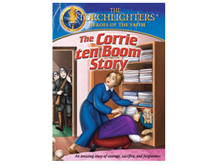 Torchlighters: Corrie ten Boom DVD