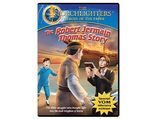 Torchlighters: The Robert Jermain Thomas Story DVD