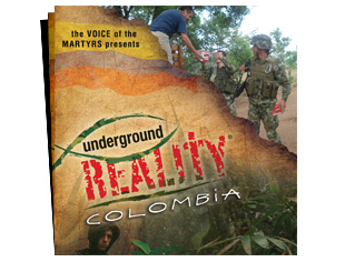 Underground Reality Colombia DVD (Pack of 5)