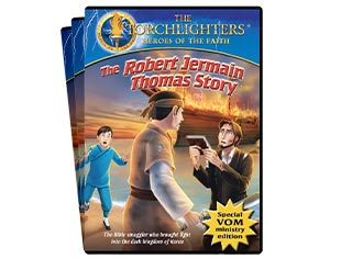 Torchlighters: The Robert Jermain Thomas Story DVD (Pack of 5)