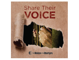 Share Their Voice DVD