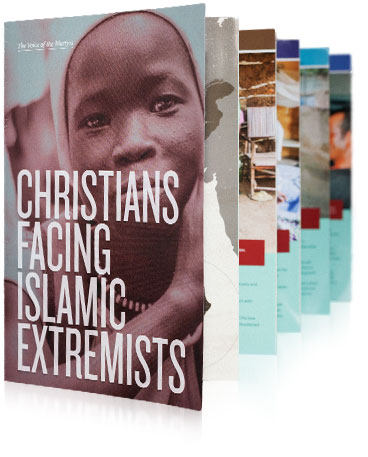 Christians Facing Islamic Extremists Prayer Guide