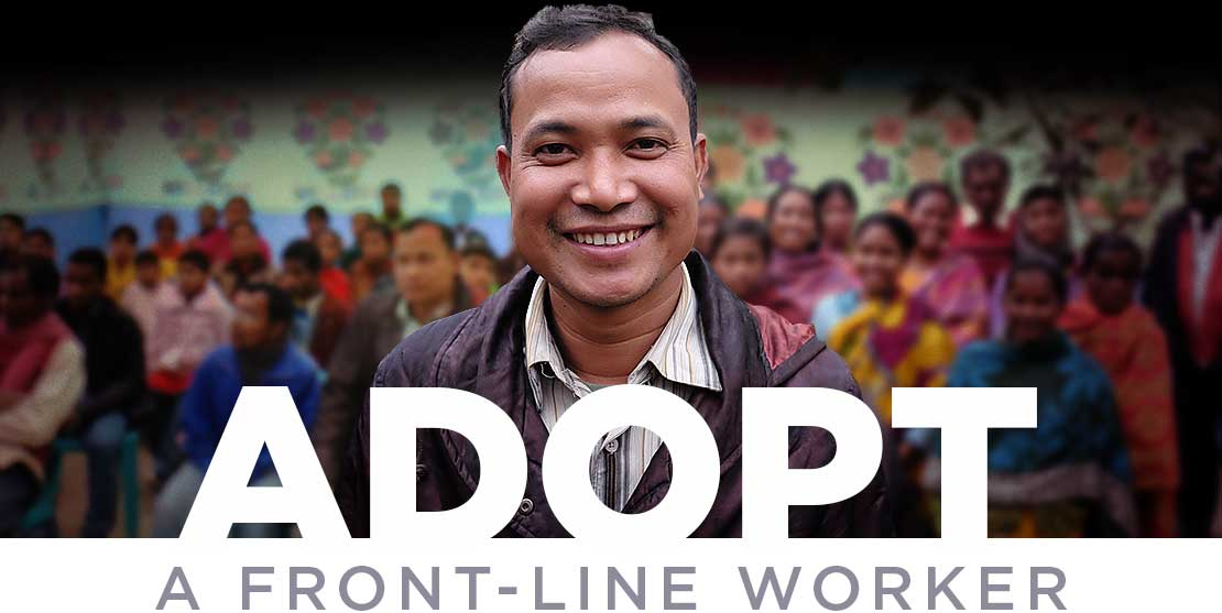 Adopt A Front-Line Worker